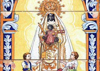 Virgen de la Merced - CORTIJO LAS PITAS