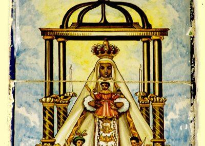 Virgen de la Merced - Cortijo Mesas de Santiago