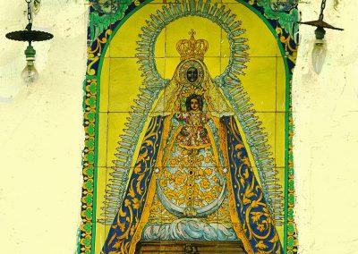 Virgen de la Merced - Cortijo de Bolaños