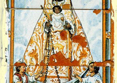 Virgen de la Merced - Cortijo de La Mariscala