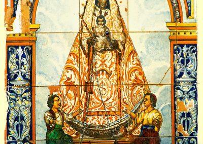 Virgen de la Merced - Cortijo de Martelilla