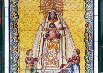 Virgen de la Merced - TABAJETE