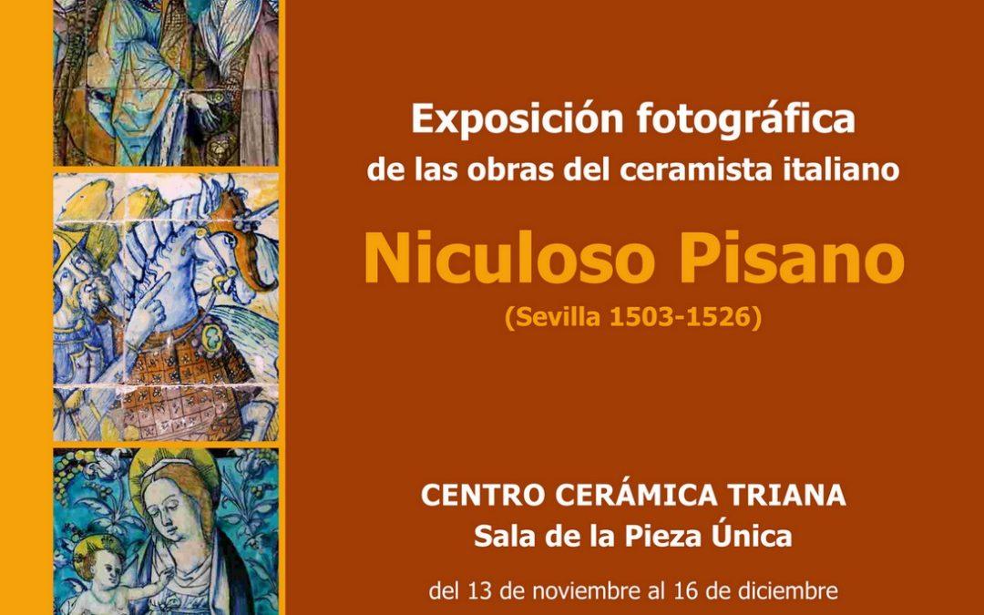 """Exposición de fotografías. """"Niculosus Pisanus me fecit"""""""