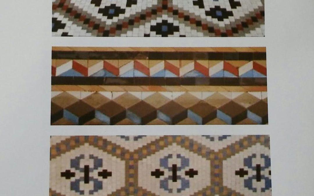 """Exposición """"El mosaico Nolla en Sevilla"""" (Escuela Técnica Superior de Ingeniería de Edificación de la Universidad de Sevilla)"""