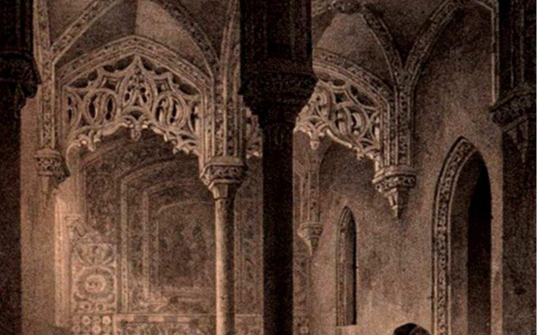 Pieza del mes. 2018-12. El altar del oratorio de los Reyes Católicos. Reales Alcázares de Sevilla. Alfonso Pleguezuelo Hernández