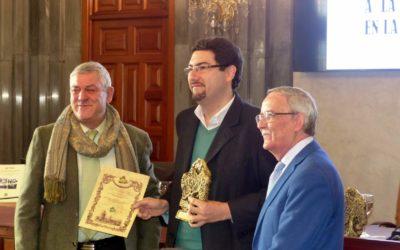 Entrega de los premios ASCIL.