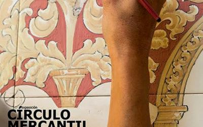 Sevilla a fuego lento. Inauguración de la exposición de la ceramista Isabel Parente.
