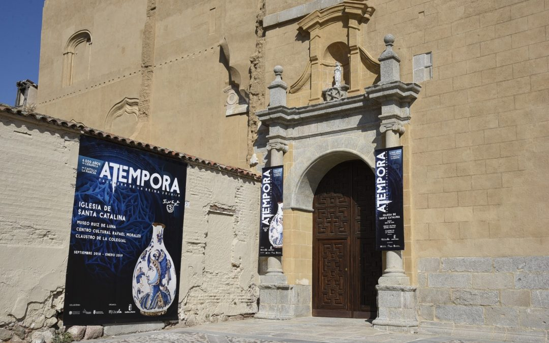 Prórroga para 'aTempora Talavera', que supera las 25.000 visitas y permanecerá abierta dos meses más de lo previsto