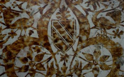 Pieza del mes. Febrero 2015. El azulejo de Fortuny. Jesús Marín García.