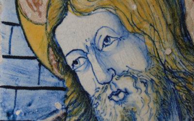 Pieza del mes. Abril 2015. Rostro de Cristo de Niculoso Francisco Pisano, del Antiguo Convento del Carmen, Casa Grande de Sevilla. Alfonso Pleguezuelo Hernández.