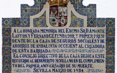 La cerámica y la barriada del Retiro Obrero de Sevilla. Ana María Moreno Fernández.