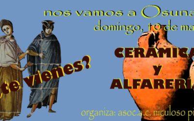 El 10 de marzo la Asociación visitará Osuna.