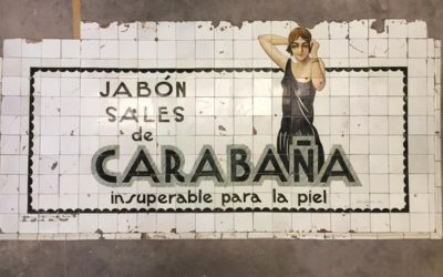Nueva vida para la «dama de Sevilla», la joya escondida en el Metro de Madrid.