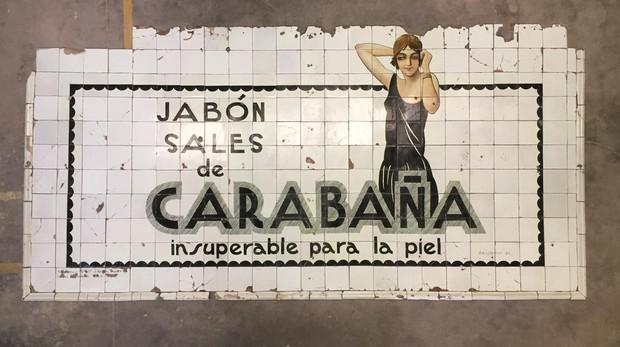 """Nueva vida para la """"dama de Sevilla"""", la joya escondida en el Metro de Madrid."""