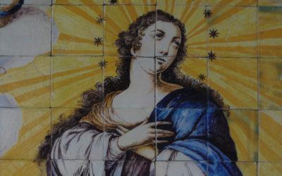 Pieza del mes. Diciembre 2015. La Inmaculada Concepción del Museo de Bellas Artes de Sevilla. Manuel Pablo Rodríguez Rodríguez