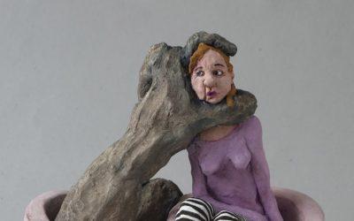 El Centro Cerámica de Triana acoge una muestra de la artista multidisciplinar sueca Anna Jonsson