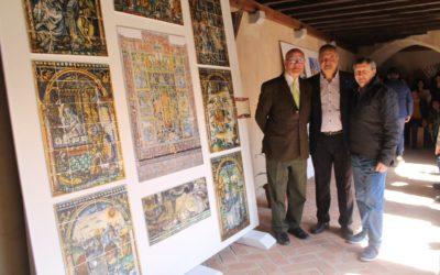500 años después, la obra de Niculoso Pisano ha quedado expuesta permanentemente en el Monasterio de Tentudía