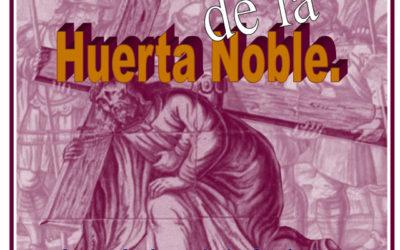 Pieza del mes. Noviembre 2017. El Vía Crucis de la Huerta Noble. Alfredo García Portillo.