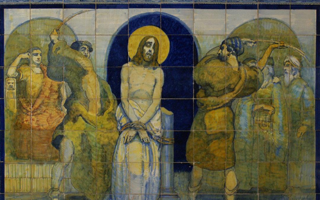 Pieza del mes. Marzo 2016. El Vía Crucis de la Capilla de los Luises de Sevilla. Manuel Pablo Rodríguez Rodríguez.