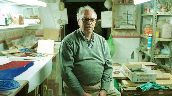Ha fallecido el ceramista Francisco García Chaparro
