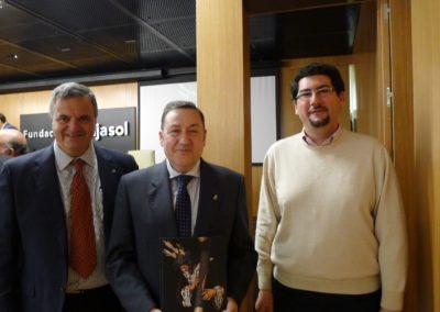 Martin Carlos, Jose Roda y Manuel Pablo