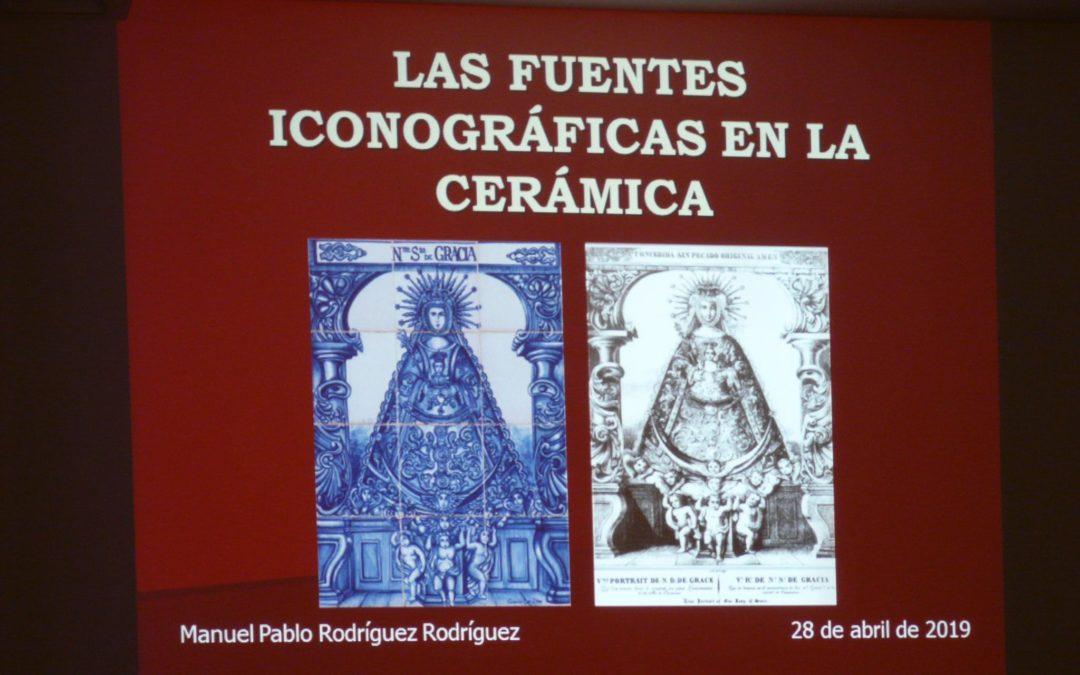 Crónica de la conferencia de ayer domingo 28 de abril.