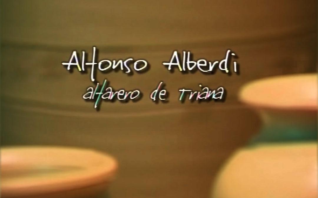 Alfareros de Triana: Alfonso Alberdi