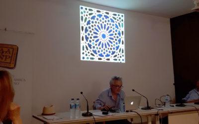Se celebró la última conferencia del ciclo Luces de Cobalto.