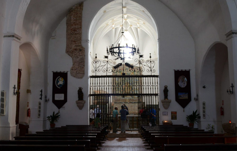 El domingo la misa de «La 2» desde Tentudía.