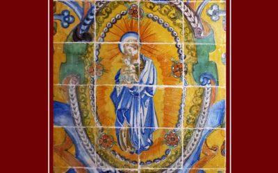 Pieza del mes. Junio 2019. El frontal de altar de la ermita de Cuatrovitas y su restauración. Ana Bouzas Abad y José Luis Gómez Villa.