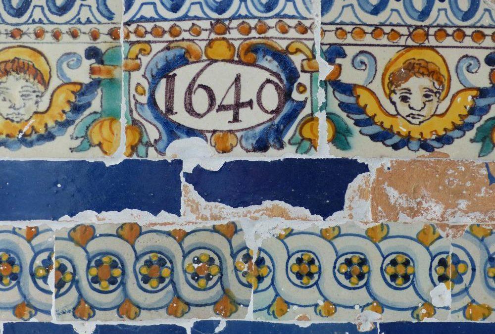 Peligra el claustro de Nuestra Señora de Regla en Chipiona.