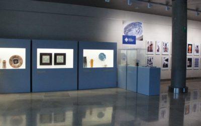 El Aeropuerto de Valencia acoge una exposición del Museo de Cerámica de Manises