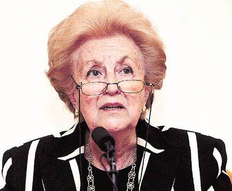 Balbina Martínez Caviró, in memoriam.