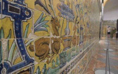 Sevilla. Los azulejos del Palacio Gótico del Alcázar recuperarán su diseño y disposición original
