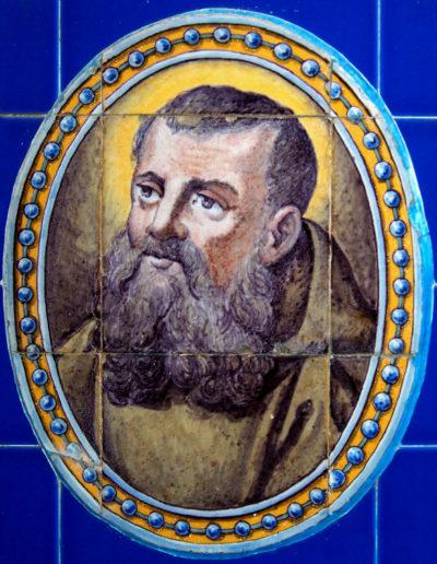 Beato Bernardo de Corleón. Sevilla.
