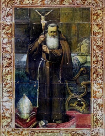 Beato Diego José de Cadiz. Ardales.