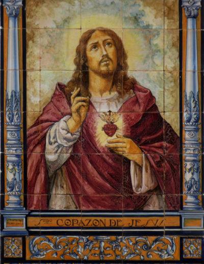 Corazón de Jesús. Dos Hermanas.