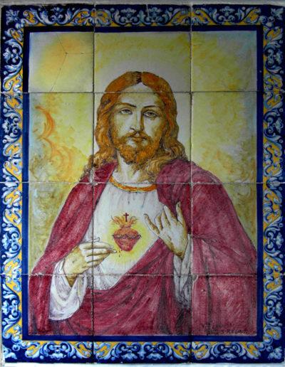 Corazón de Jesús. San Juan de Aznalfarache.