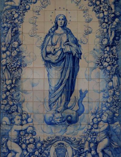 Inmaculada. Ciudad Real.