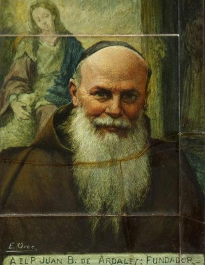 Padre Ardales. Sevilla.