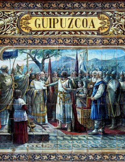 Panel Plaza de España. Sevilla (1)