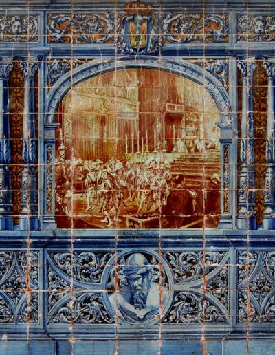 Panel Plaza de España. Sevilla (2)