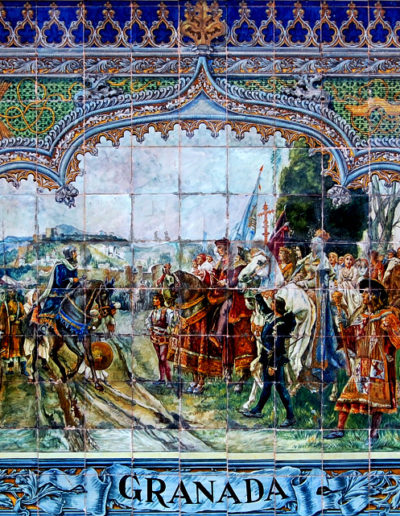 Panel Plaza de España. Sevilla (6)