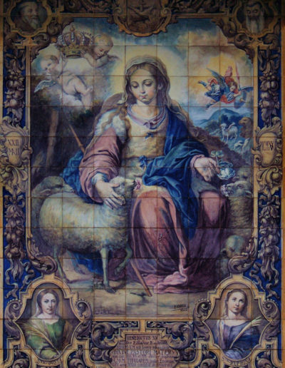 Pastora de Capuchinos. Sevilla. (2)