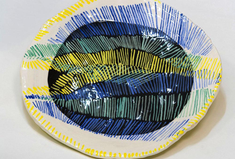 El Centro Cerámica Triana inaugura el próximo sábado la exposición 'Dimensión y azar', de Ruth Morán