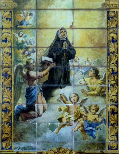 Santa Magdalena Sofía Barat. Sevilla.