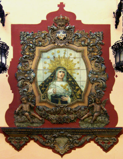 Soledad de San Lorenzo. Sevilla.