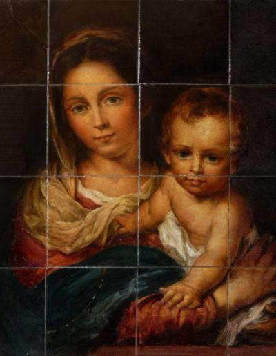 Virgen de la Servilleta. Sevilla.