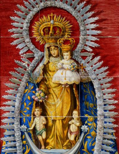 Virgen de los Desamparados. Marchena.