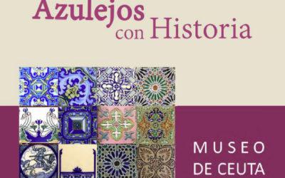 Inaugurada la exposición «Azulejos con historia» en el Museo de Ceuta.